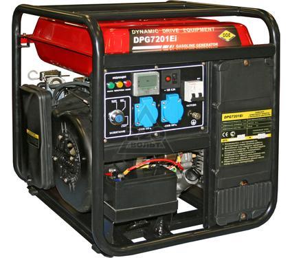Бензиновый инверторный генератор DDE DPG7201Ei