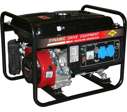 Бензиновый генератор DDE GG2700