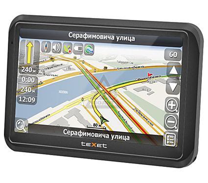 Навигатор TEXET TN-607