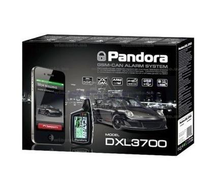 Сигнализация PANDORA De Luxe 3700 can