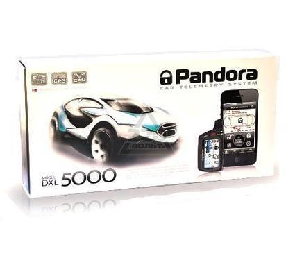 Сигнализация PANDORA De Luxe 5000 CAN