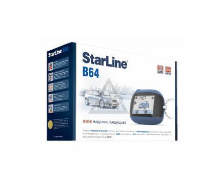 Сигнализация STARLINE Twage B64 2CAN