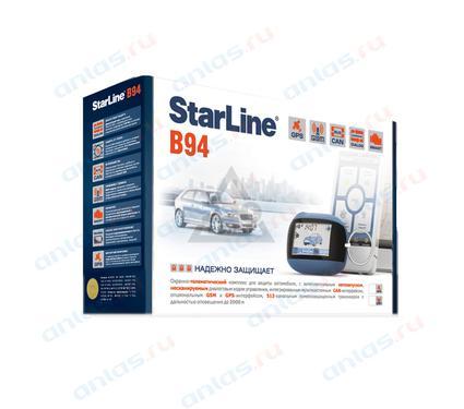 Сигнализация STARLINE Twage B94 2CAN GSM
