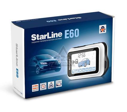 Сигнализация STARLINE Twage E60