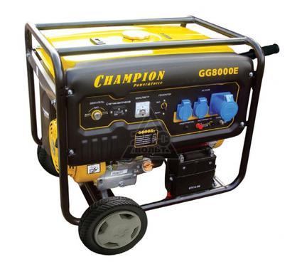 Бензиновый генератор CHAMPION GG8000E-3