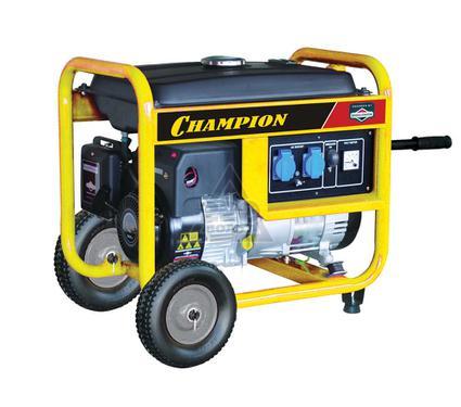 Бензиновый генератор CHAMPION GG6000BS