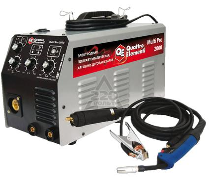 Сварочный полуавтомат QUATTRO ELEMENTI Multi Pro 2000