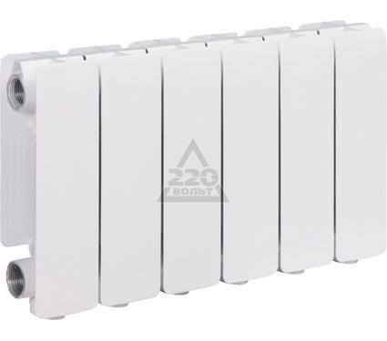 Алюминиевый радиатор ELSOTHERM JET 200/80, 8 секций