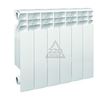 Алюминиевый радиатор ELSOTHERM JET 350/96, 8 секций