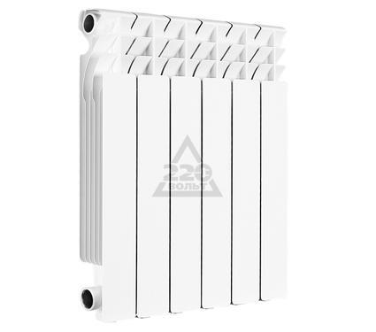 Алюминиевый радиатор ELSOTHERM JET 500/85,  8 секций