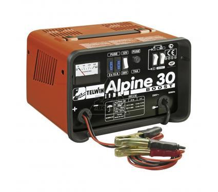 Зарядное устройство TELWIN ALPINE 30