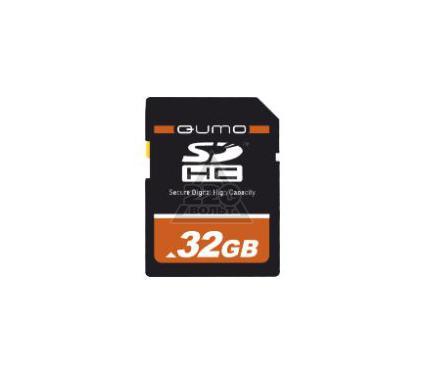 Карта памяти QUMO SDHC Card Class 10 32GB