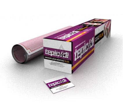 Пленочный теплый пол TEPLOFOL Nano TH-130-0.9