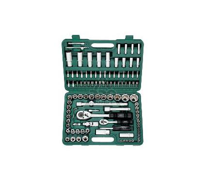 Набор торцевых ключей, 108 предметов AIST Master 40A1108A-M