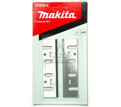 Ножи для рубанка MAKITA 110 мм, 2 шт.