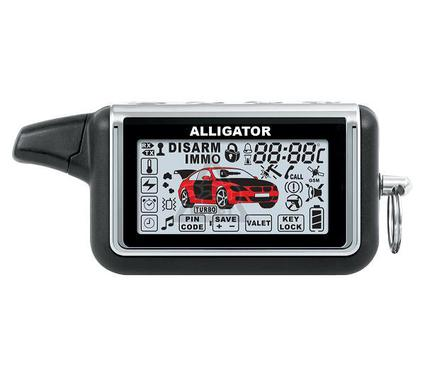 Сигнализация ALLIGATOR D-950G