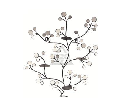 Декор GARDMAN Зеркальное деревце 17339