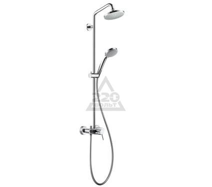 Душевая система HANSGROHE Croma 100 EcoSmart Showerpipe 27155000