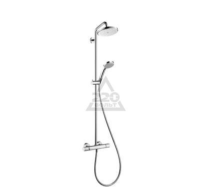 Душевая система HANSGROHE Raindance Showerpipe 220 27185000