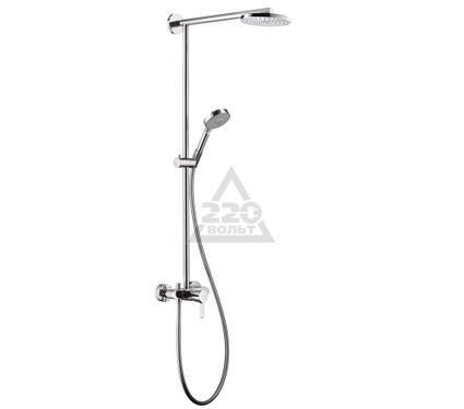 Душевая система HANSGROHE Raindance Showerpipe 180 EcoSmart 27191000