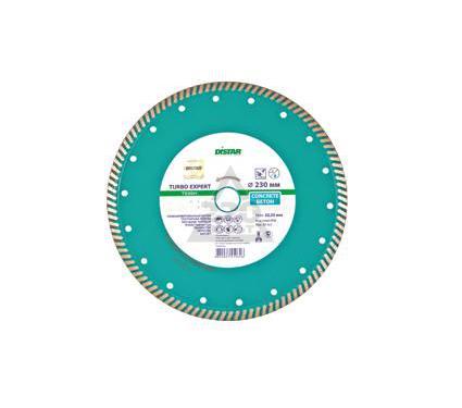 Круг алмазный DI-STAR Turbo EXPERT TE65H 047311 230 Х 22