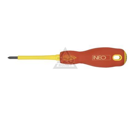 Отвертка диэлектрическая крестовая NEO 04-063