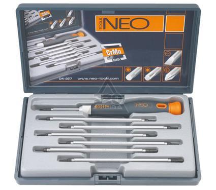 Набор отверток для точных работ, 7 шт. NEO 04-227