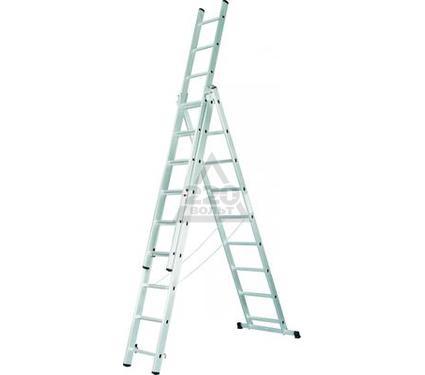 Лестница алюминиевая приставная ITOSS 7611
