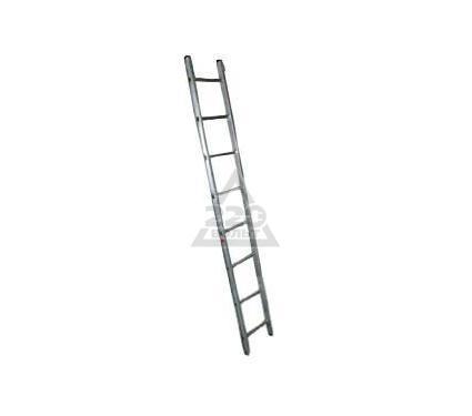 Лестница алюминиевая приставная RIGGER 101108