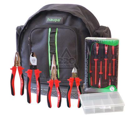 Профессиональный набор инструментов, 10 предметов HAUPA 220279