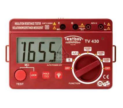 Мультиметр TESTBOY TV 430N цифровой, для проверки сопротивления изоляции