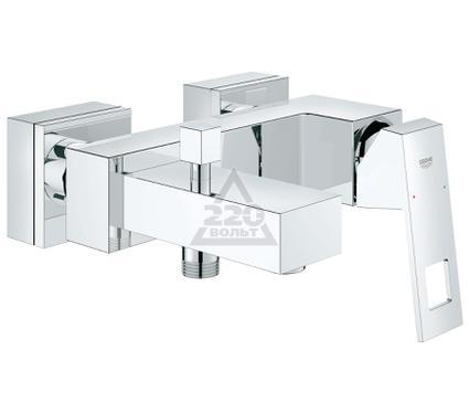 Смеситель для ванной однорычажный настенный GROHE Eurocube 23140000