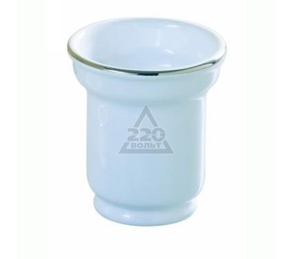 Стакан для зубных щеток INDA RAFFAELLA A32010WC