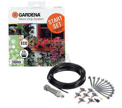 Набор для цветочных ящиков GARDENA 1402
