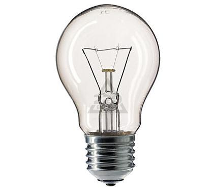 Лампа накаливания PHILIPS A55  25W E27 CL