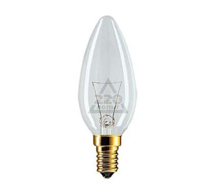 Лампа накаливания PHILIPS B35  40W E14 CL