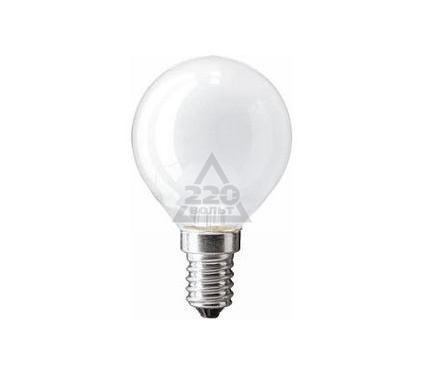Лампа накаливания PHILIPS P45  25W E14 FR