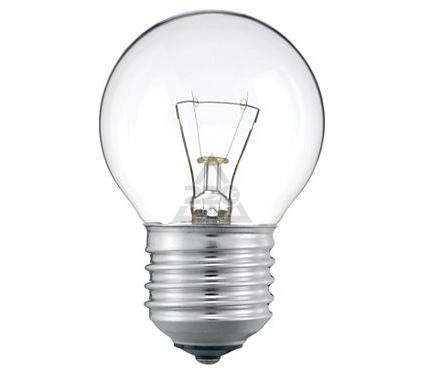 Лампа накаливания PHILIPS P45  25W E27 CL