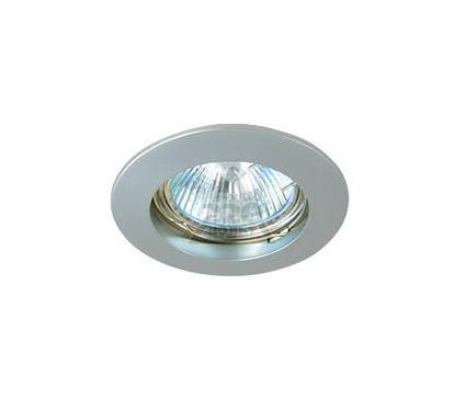 Светильник встраиваемый АКЦЕНТ 11151X жемчужный хром
