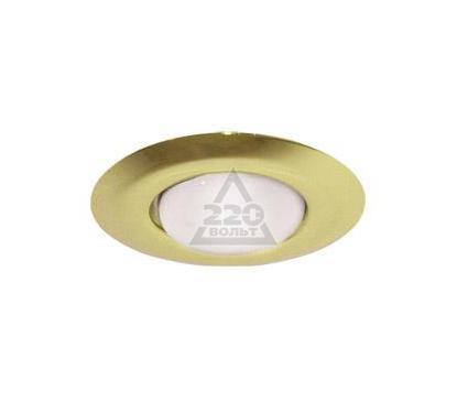 Светильник встраиваемый АКЦЕНТ WL-273 золото