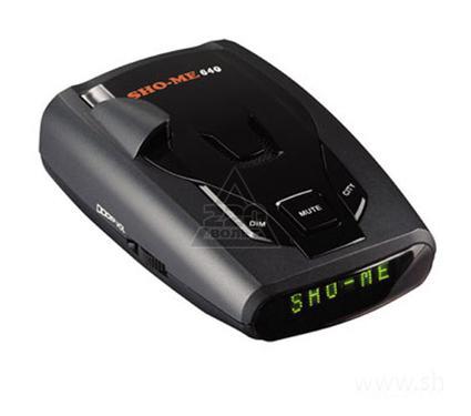 Антирадар SHO-ME 640