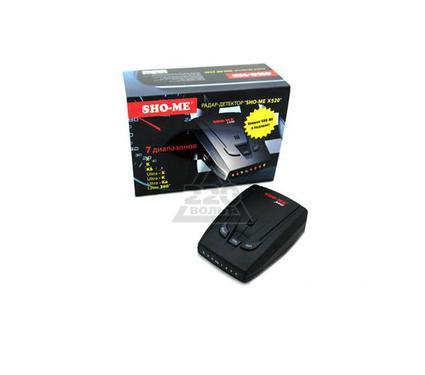 Антирадар SHO-ME X520