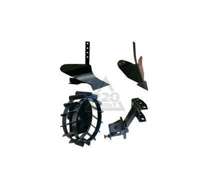 Плуг, грунтозацепы, сцепка и окучник PARTON в комплекте