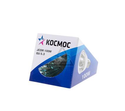 Лампа галогенная КОСМОС JCDR 220В/100Вт GU5.3