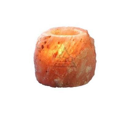 Лампа солевая ZENET подсвечник неограненный