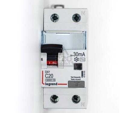 Диф. автомат LEGRAND DX3 Leg 411003