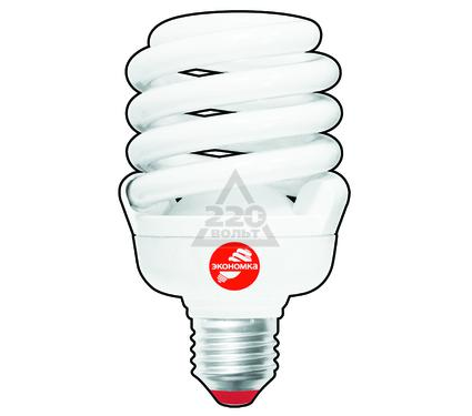 Лампа энергосберегающая ЭКОНОМКА 30Ватт 2700К Е27 Т3