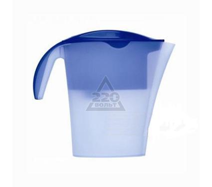 Фильтр-кувшин для жесткой воды ГЕЙЗЕР Амиго-Ж синий