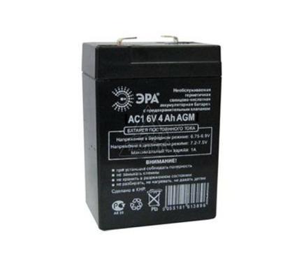 Аккумулятор ЭРА AC3