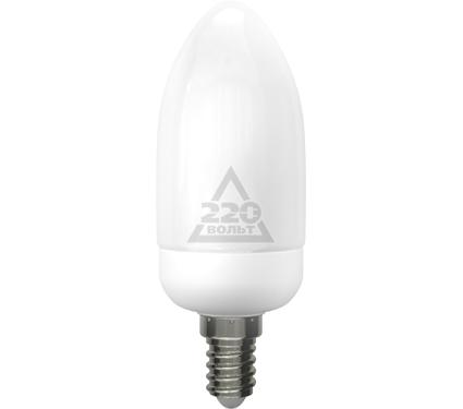 Лампа энергосберегающая ECON CN 11 Вт E14  2700K B35